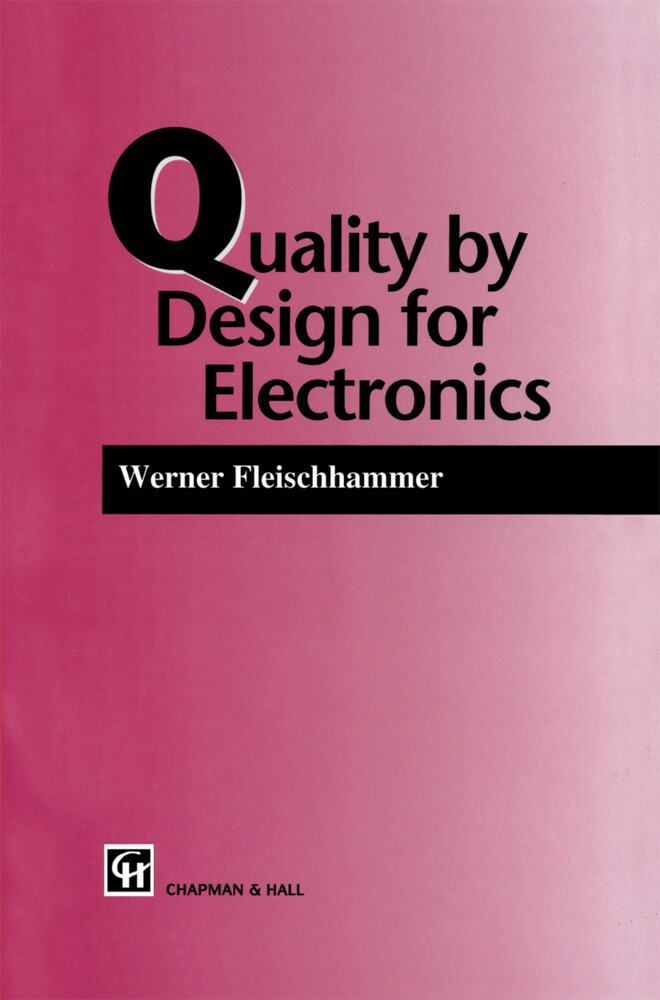 Quality by Design for Electronics als Buch