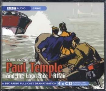 Paul Temple and the Lawrence Affair als Hörbuch
