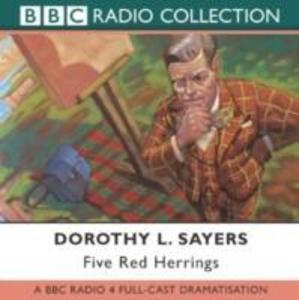 Five Red Herrings als Hörbuch