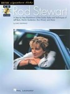 Rod Stewart: Signature Licks als Buch