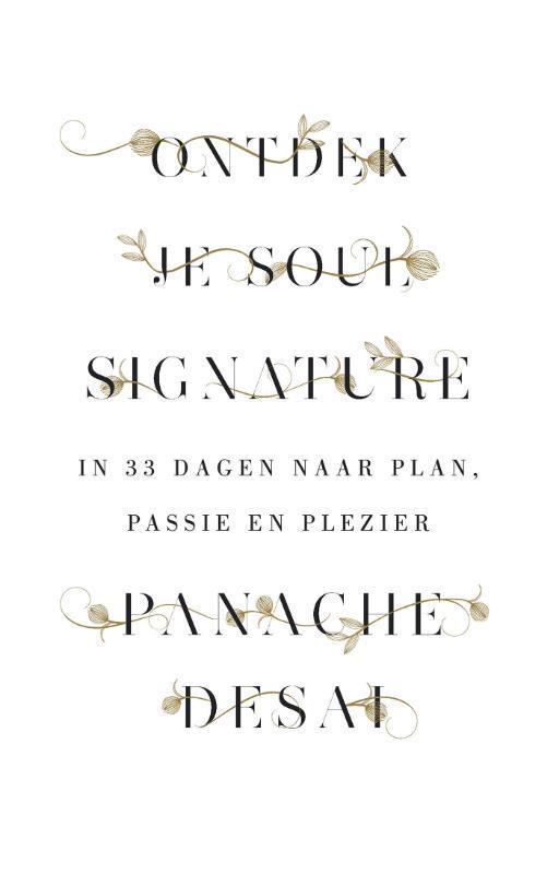 Ontdek je soul signature als Taschenbuch von Pa...
