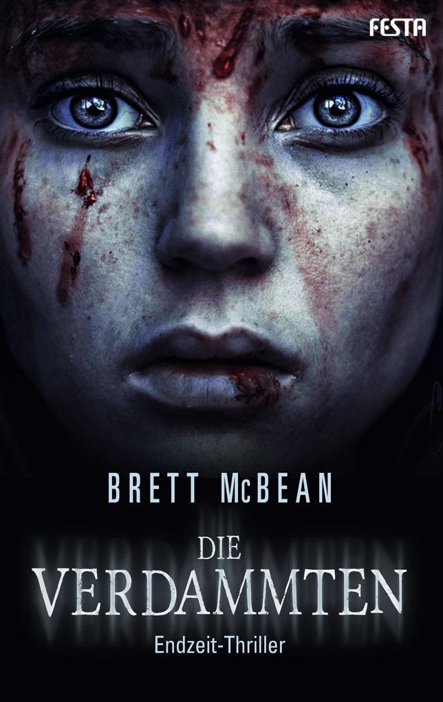 Die Verdammten als eBook von Brett McBean