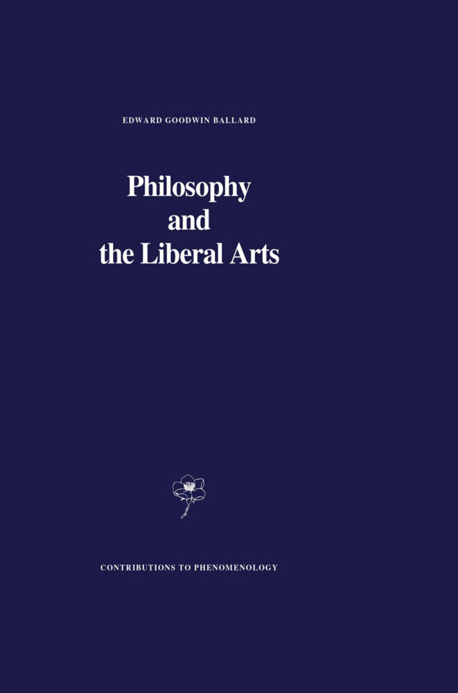 Philosophy and the Liberal Arts als Buch