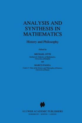 Analysis and Synthesis in Mathematics: History and Philosophy als Buch