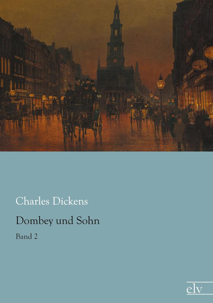 Dombey und Sohn als Buch von Charles Dickens