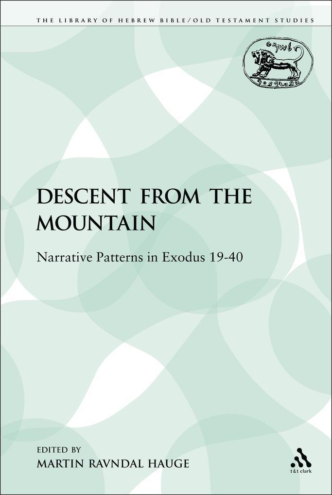 Descent from the Mountain als eBook von Martin Ravndal Hauge