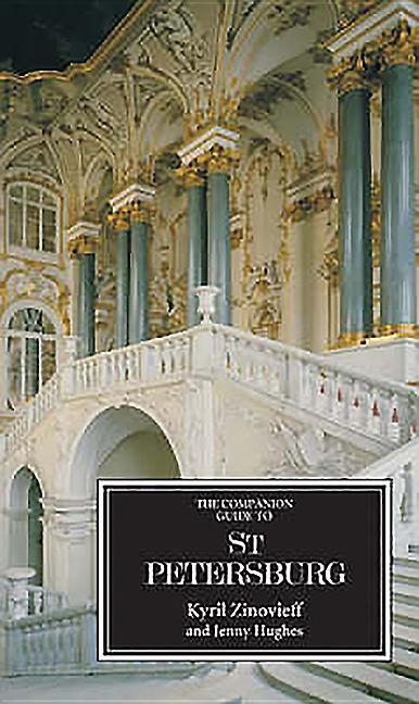 The Companion Guide to St Petersburg als Taschenbuch