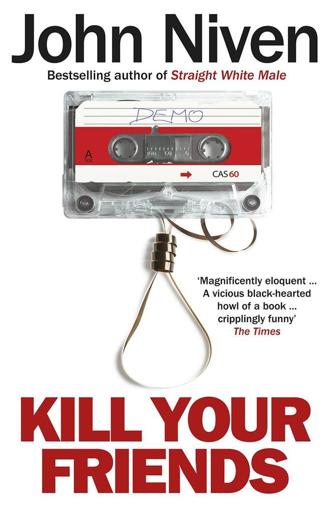 Kill Your Friends als Taschenbuch