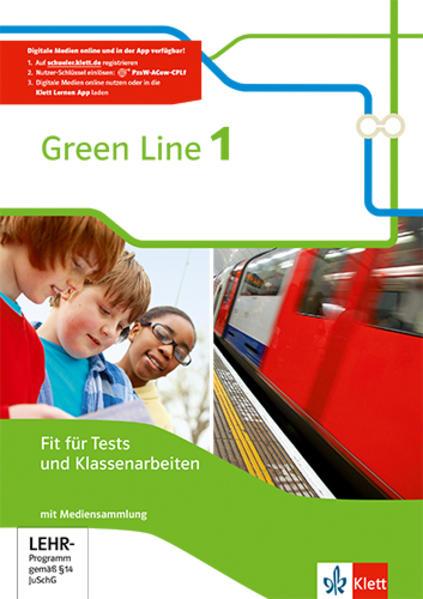 Green Line 1. Fit für Tests und Klassenarbeiten mit Lösungsheft und CD-ROM. Neue Ausgabe als Buch