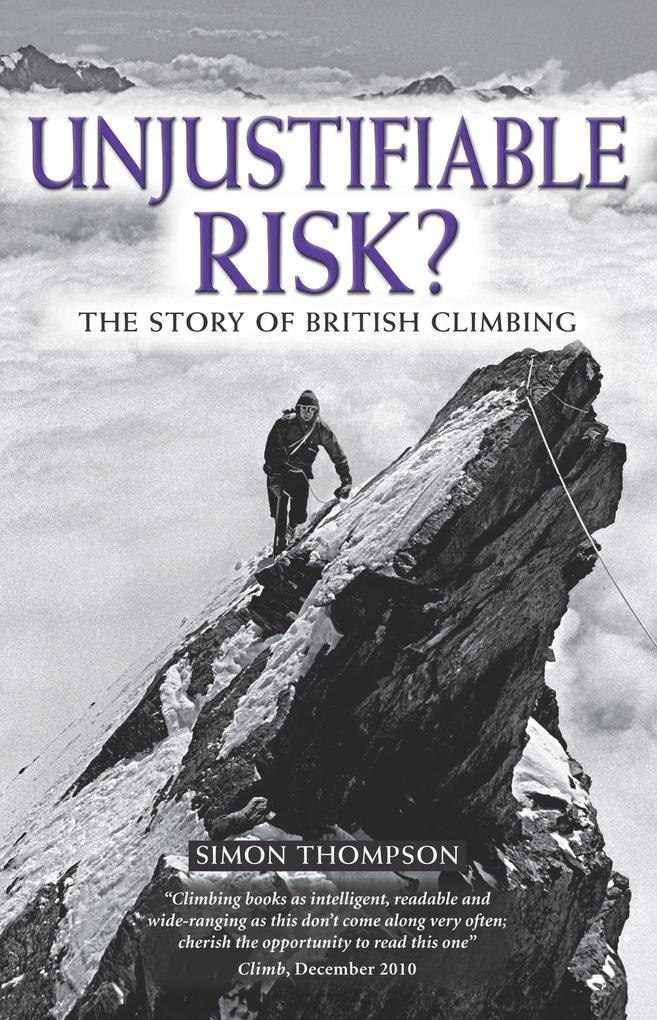 Unjustifiable Risk? als eBook von Simon Thompson