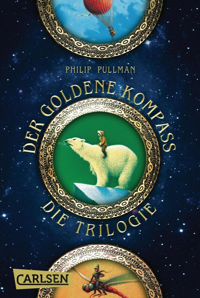 His Dark Materials: Der Goldene Kompass - Die Trilogie (Gesamtausgabe) als eBook von Philip Pullman