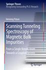 Scanning Tunneling Spectroscopy of Magnetic Bulk Impurities