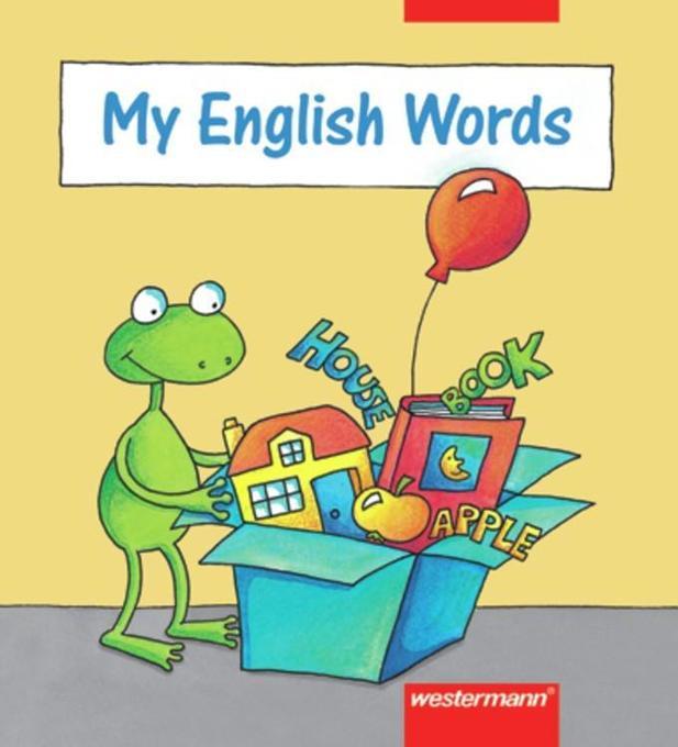My English Words. Bildwörterbuch als Buch