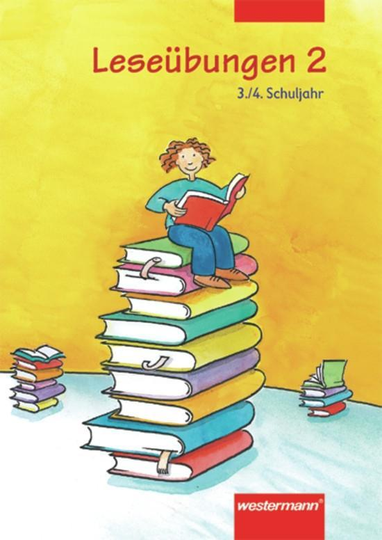 Leseübungen 2. 3./4. Schuljahr als Buch