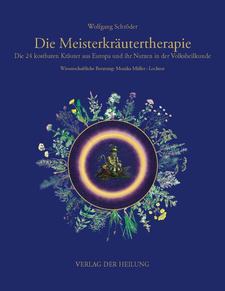 Die Meisterkräutertherapie als Buch