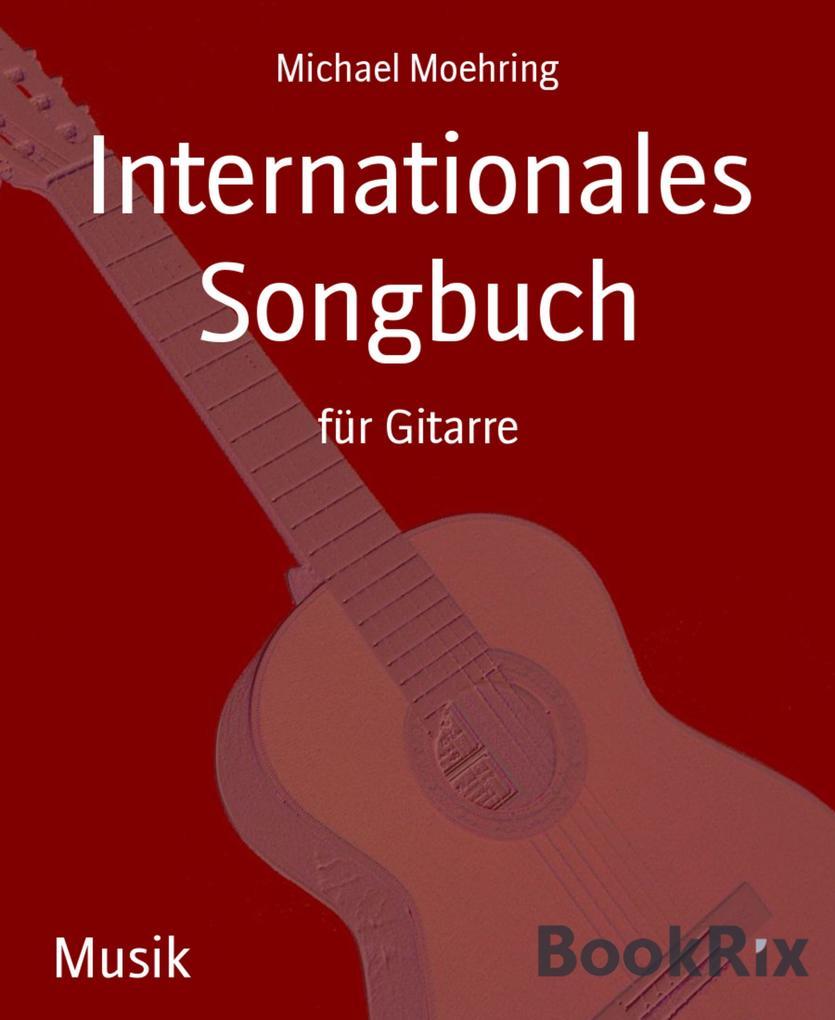 Internationales Songbuch als eBook