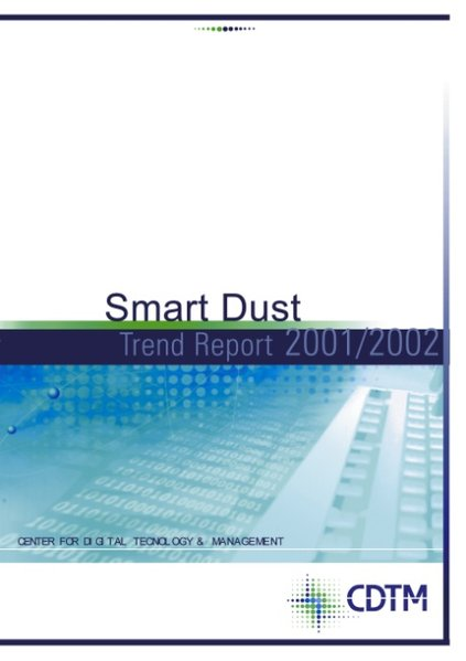 Smart Dust als Buch