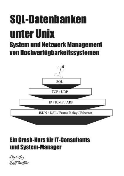 SQL-Datenbanken unter Unix als Buch