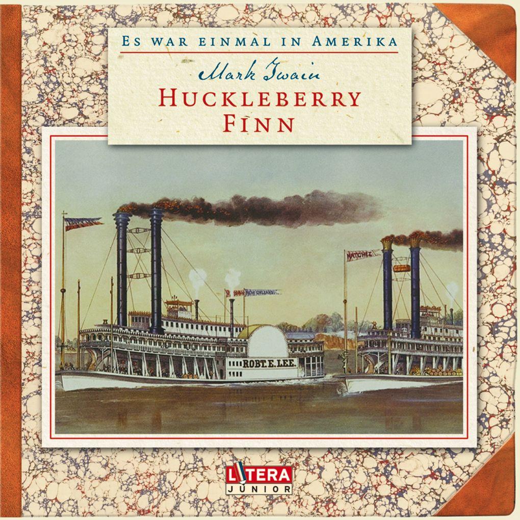 Huckleberry Finn als Hörbuch Download