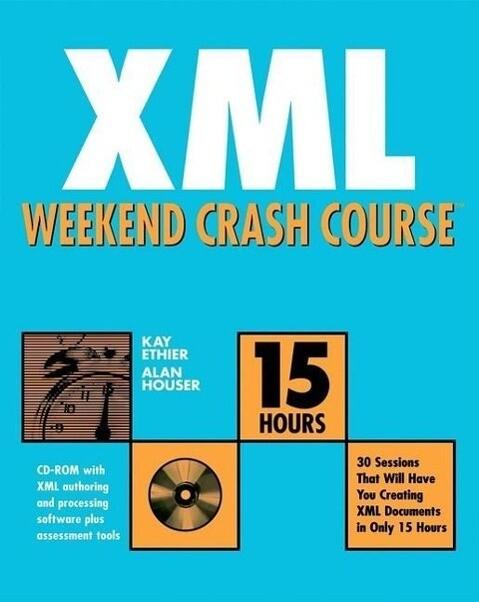 XML Weekend Crash Course als Buch