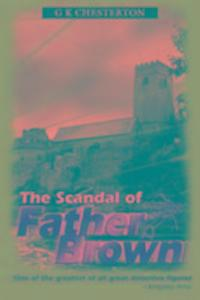 The Scandal Of Father Brown als Taschenbuch