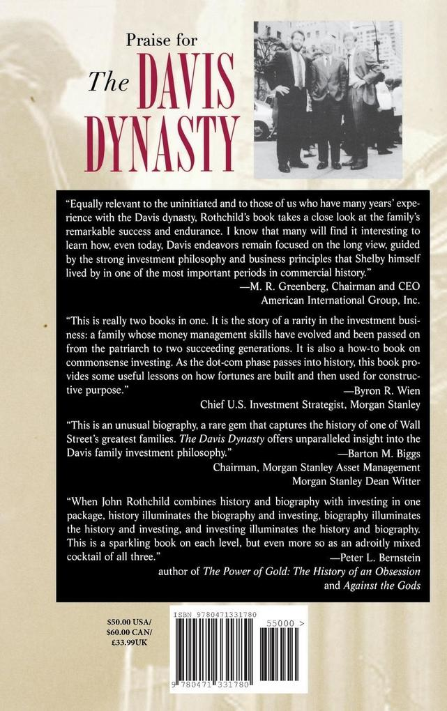 The Davis Discipline als Buch