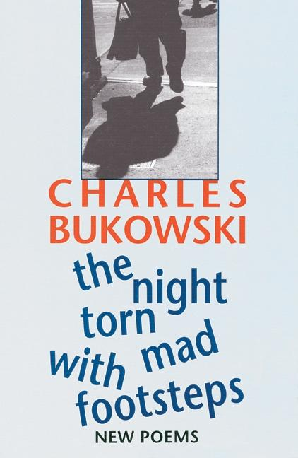 The Night Torn Mad With Footsteps als Buch