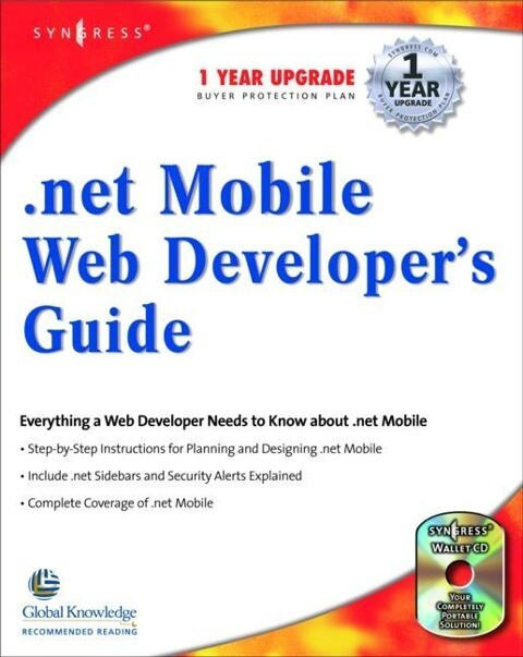 .Net Mobile Web Developers Guide als Taschenbuch