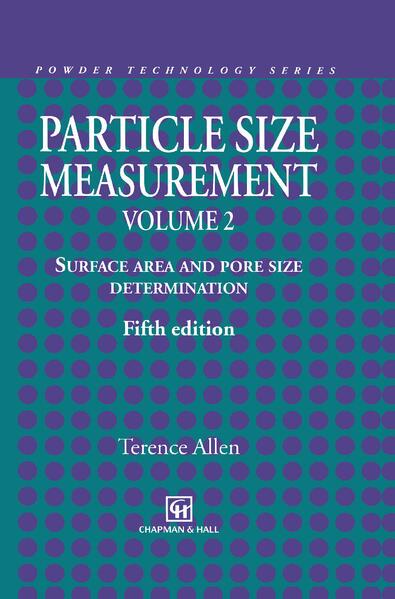 Particle Size Measurement als Buch