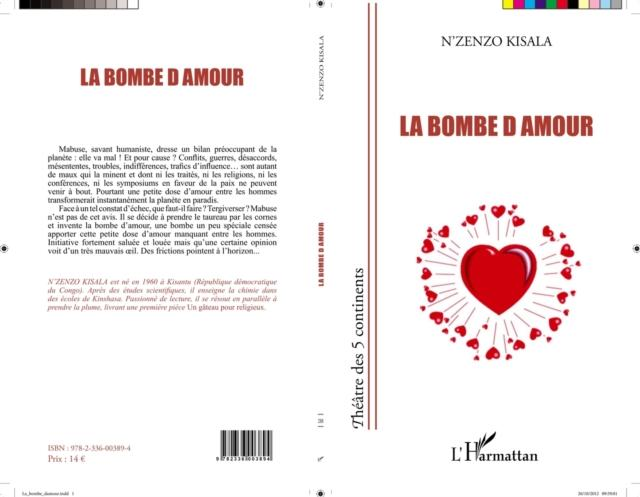 Bombe d´amour als eBook von N´zenzo Kisala - Harmattan