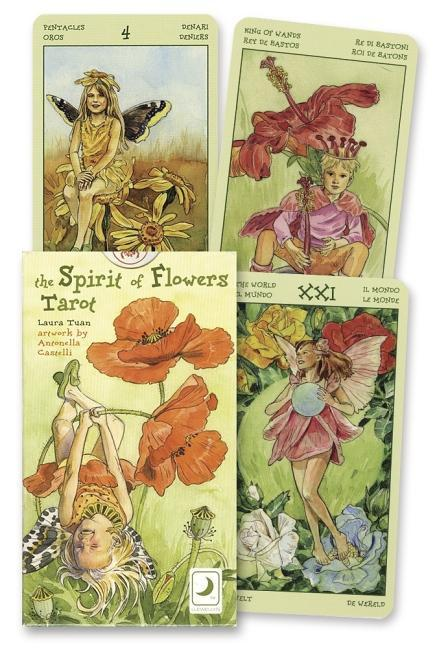 Spirit of Flowers Tarot als Spielwaren