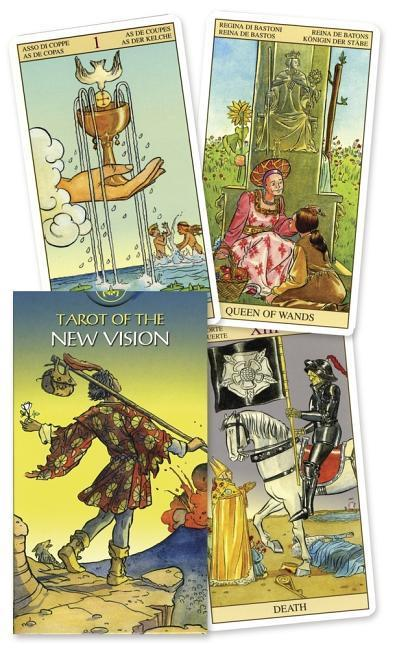 Tarot of the New Vision Deck [With Instructional Booklet] als Spielwaren