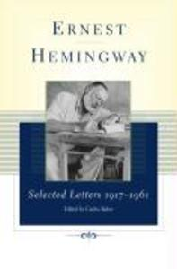 Ernest Hemingway Selected Letters 1917-1961 als Buch