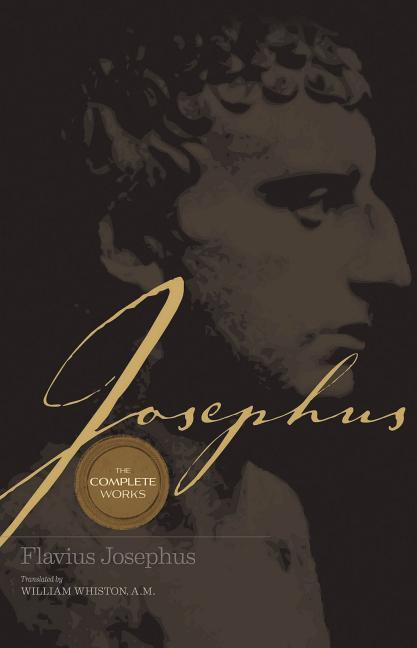 Josephus the Complete Works als Buch