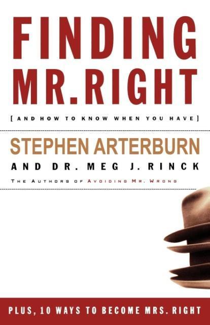 Finding Mr. Right als Taschenbuch