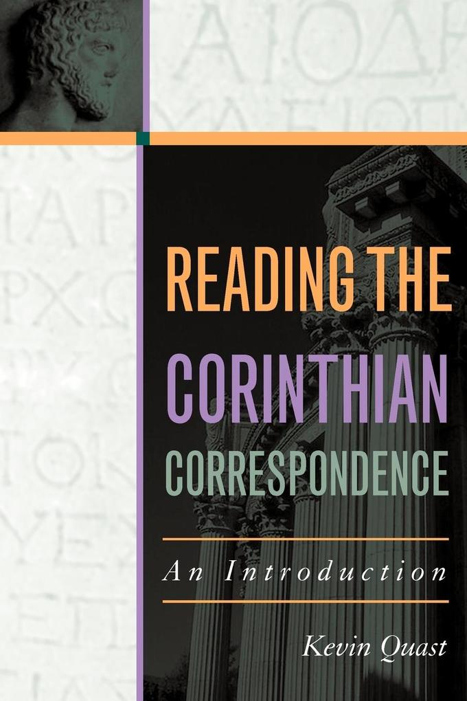 Reading the Corinthian Correspondence: An Introduction als Taschenbuch