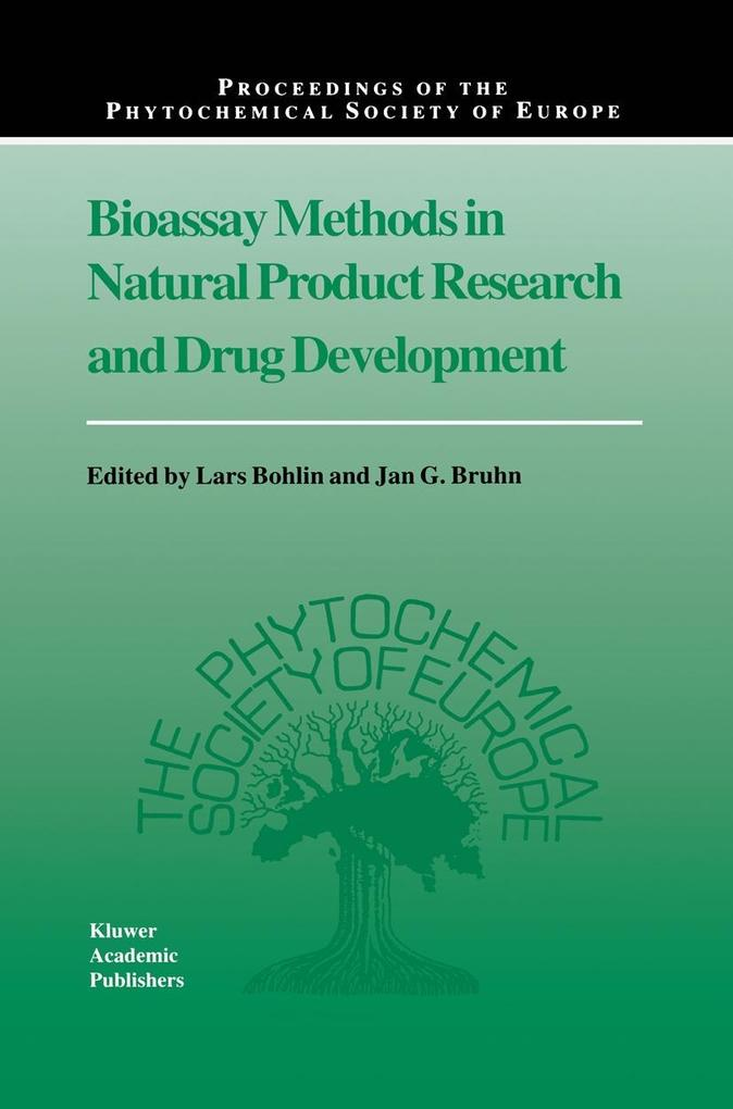 Bioassay Methods in Natural Product Research and Drug Development als Buch