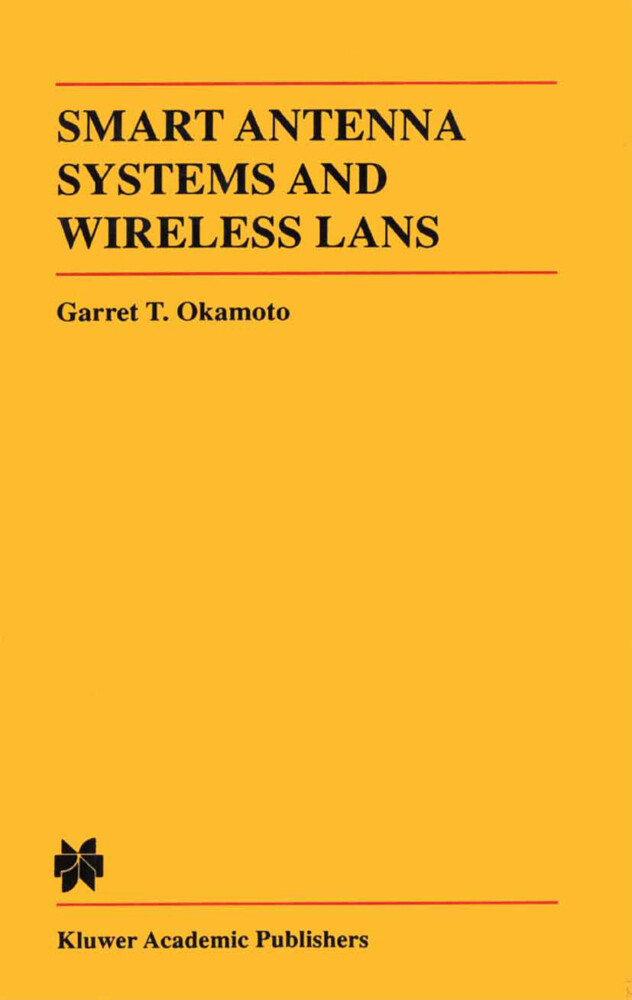 Smart Antenna Systems and Wireless LANs als Buch