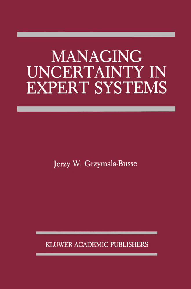 Managing Uncertainty in Expert Systems als Buch