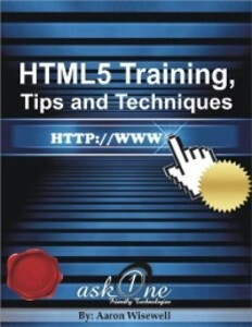 HTML5 Training, Tips and Techniques als eBook v...