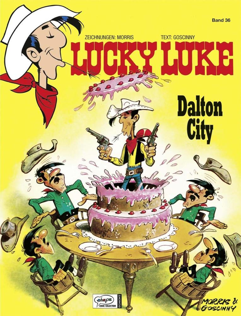 Lucky Luke 36 - Dalton City als Buch