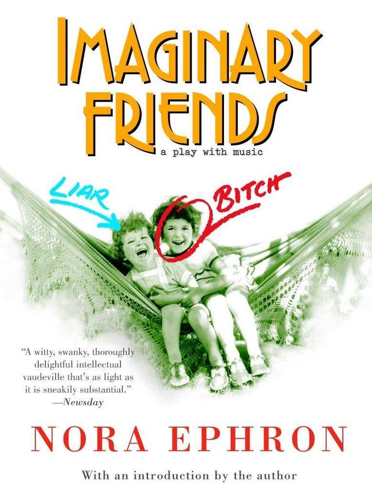 Imaginary Friends als Taschenbuch