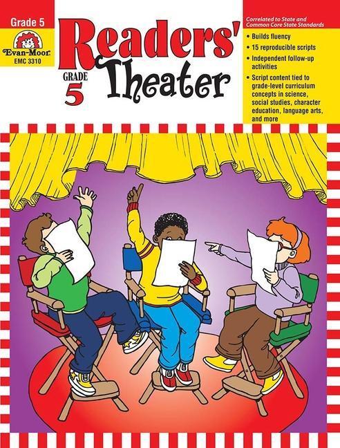 Readers' Theater, Grade 5 als Taschenbuch