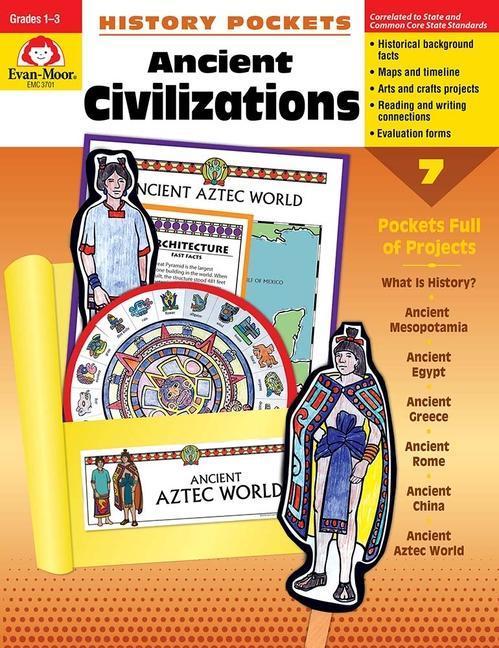 History Pockets, Ancient Civilizations als Taschenbuch