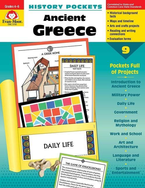 History Pockets, Ancient Greece als Taschenbuch