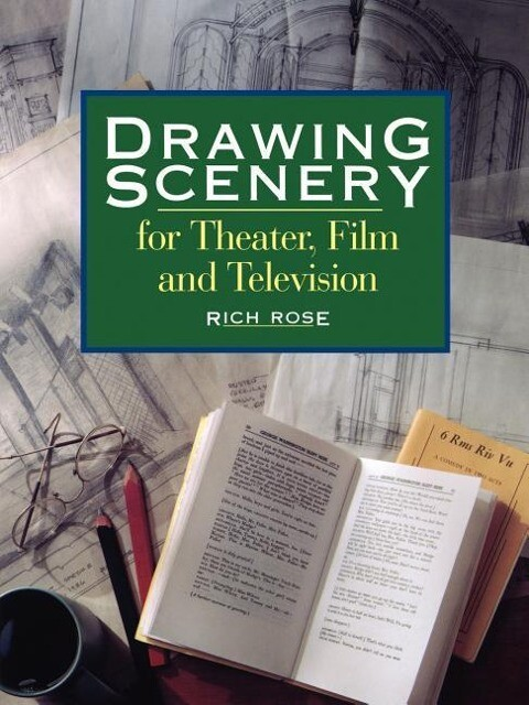 Drawing Scenery for Theater, Film and Television als Taschenbuch