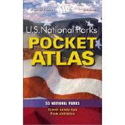 U.S. National Parks Pocket Atlas als Taschenbuch