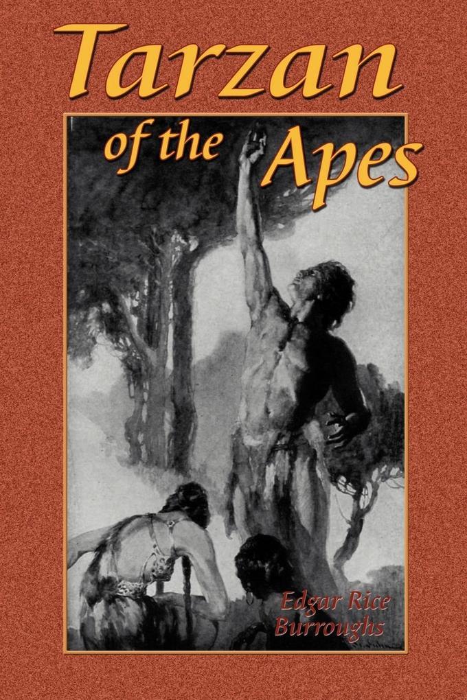 Tarzan of the Apes als Taschenbuch