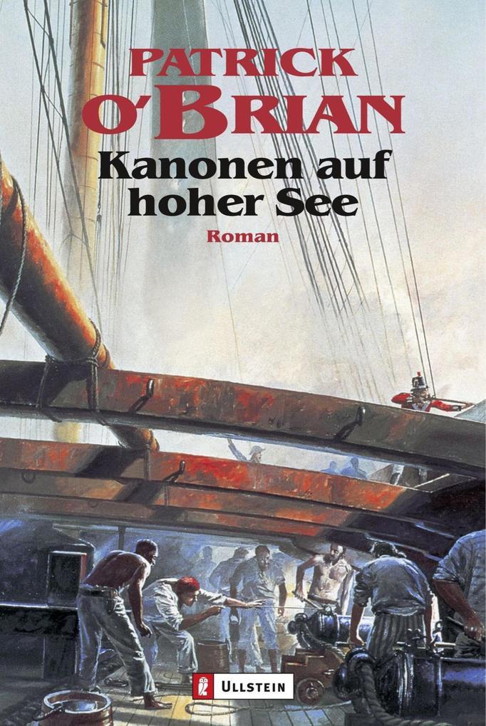 Kanonen auf hoher See als eBook von Patrick O'Brian