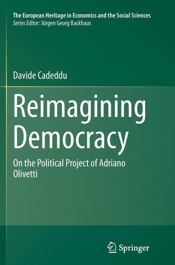 Reimagining Democracy als Buch